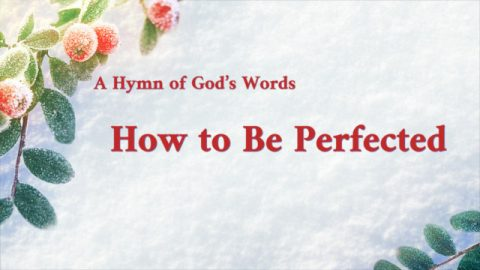 "Inspirational Christian Song ""How to Be Perfected"""