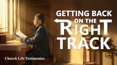 "Christian Testimony Video | ""Getting Back on the Right Track"""