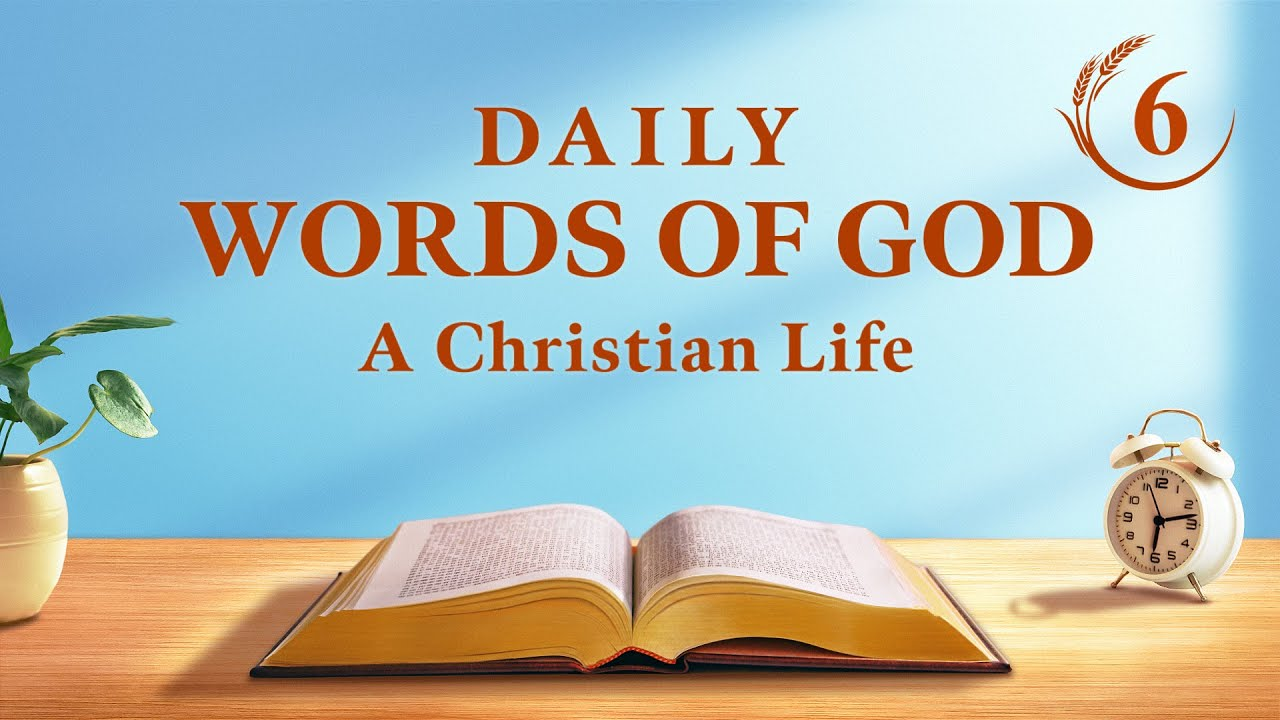 """""""Knowing the Three Stages of God's Work Is the Path to Knowing God"""" (Excerpt 6)"""