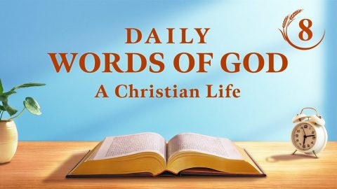 """""""Knowing the Three Stages of God's Work Is the Path to Knowing God"""" (Excerpt 8)"""