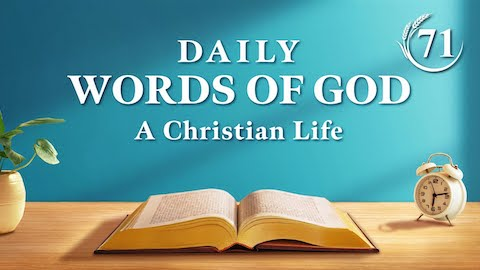 "Daily Words of God | ""The Appearance of God Has Ushered in a New Age"" 