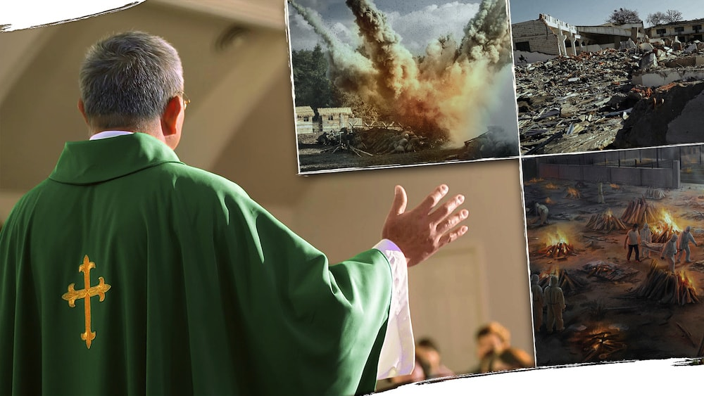 Why doesn't God protect some people in disasters